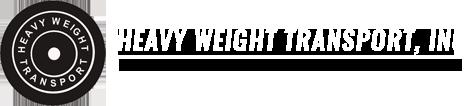 Heavy Weight Transport